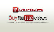 Buy YouTube Views now get legit views from Authenticviews