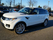 2014 Range Rover Sport 5.0 Supercharged.Full Options.GCC